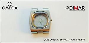 Box-Case-Original-Omega-566-0075-CALIBRE-684-Diameter-of-CASE-27X27mm