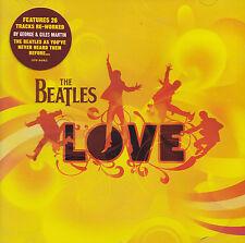 THE BEATLES - CD - LOVE