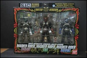 SIC-S-I-C-Masked-Kamen-Rider-Hibiki-Set-Sabaki-Eiki-and-Danki
