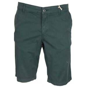 Franklin-amp-Marshall-MF180-Leo-Skinny-Jungle-Green-Short