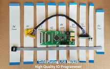 KB9012QF+EDID eeprom USB Programmer + keyboard tester VER* 3.9 2020 New Version