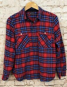 J.Crew Mercantile Womens Flannel Shirt