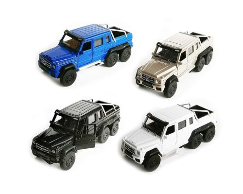 MERCEDES BENZ G68 AMG 6x6 Truck Modellauto Metall Modell Auto Spielzeugauto 10