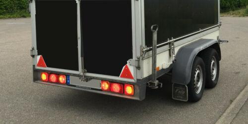 NEU Britax LED Nebelschlußleuchte 12//24V L21.03.MV Rückleuchte Heckleuchte