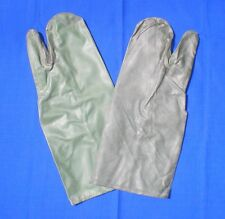 Russian USSR Army NUCLEAR & CHEMICAL MITTS rubberized GLOVES