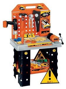 SALE! Beta 9547WSK Kids / Childs Toy Workstation Tool Kit & Workbench Set