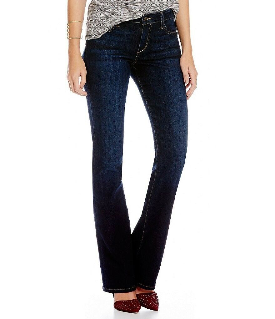 Joe's Jeans Women's Denim Pheona Dark Wash Boot Cut Size 30 X 34 NWT