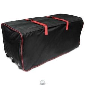 Details About St Nicks Choice 6 9ft Expandable Rolling Christmas Tree Storage Bag 60 Zippered