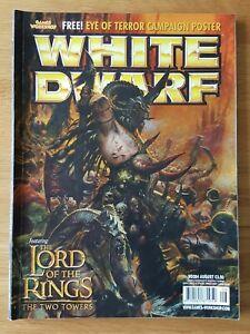 AgréAble White Dwarf #284. Free P&p.-afficher Le Titre D'origine