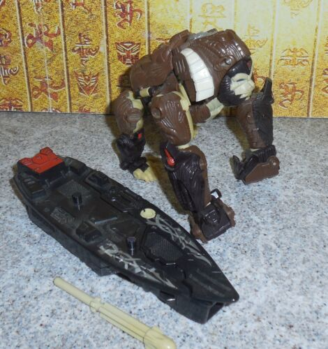 Transformers Cybertron OPTIMUS PRIME Deluxe Ape Beast Wars Unleashed