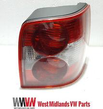VW PASSAT B5 2000-2005 ESTATE REAR LIGHT WITHOUT BULB HOLDER DRIVER SIDE