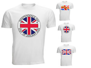 Brexit-T-shirt-Badge-Happy-Independence-Day-31st-January-2020-Union-Jack-UK-Flag