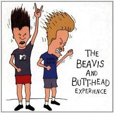 Beavis and Butt-Head Experience (1993) Nirvana, Anthrax, Megadeth, Run Dm.. [CD]