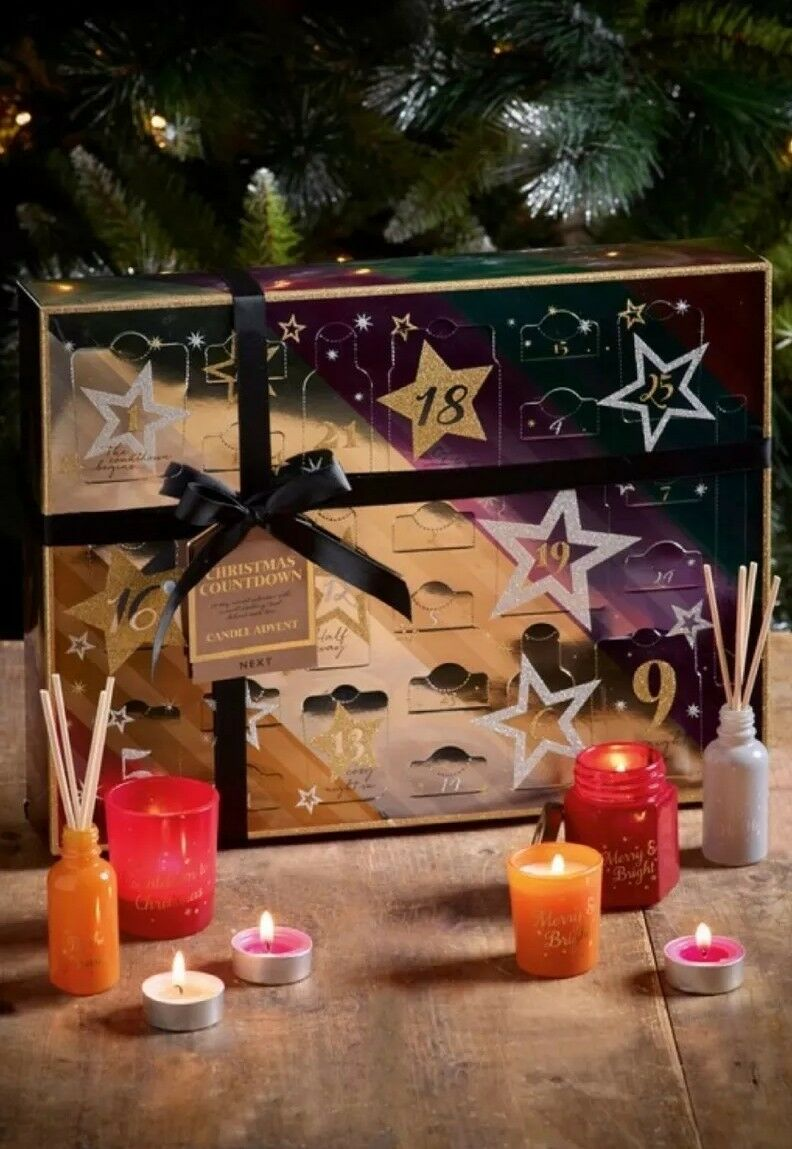 Bougies prochaine Maison parfum ADVENT CALENDAR Bougies