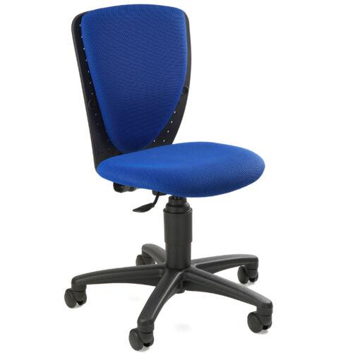Kinder Schreibtischstuhl Bürostuhl Kinderdrehstuhl Topstar S´cool blau B-Ware