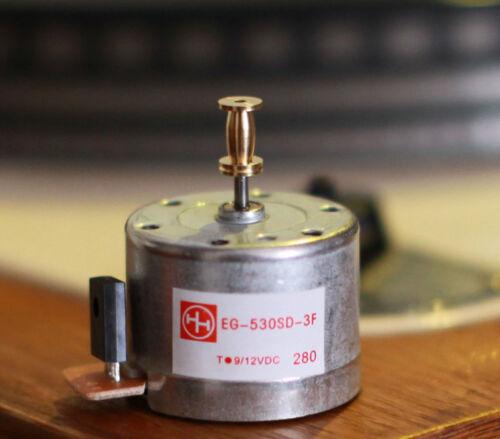 33//45//78 RMP LP Vinyl Player lp Turntable Motor Electric Gramophone Motor DC12V