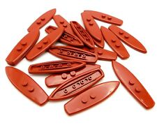 sea surfboard long nine new red, red 1 x lego 6075 surfboard long