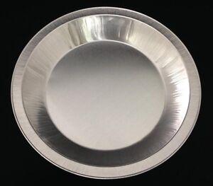 "9"" Smooth Foil Pie Pans Western Country Theme Tin Party Plates 25/PK - HFA #409"