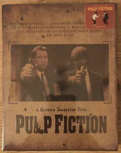 Novamedia-NE-018-Pulp-Fiction-Steelbook-Blu-Ray-Full-Slip-Type-B-NEW-amp-SEALED