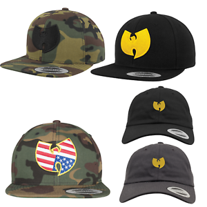 4013d3afcaa39 Wu Wear Cap Wu Tang Clan ODB Method Man Raekwon Hiphop Rap Gorra Fan ...