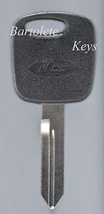 Replacement-Transponder-Key-Blank-For-1998-1999-2000-Ford-Ranger-Pickup-Windstar