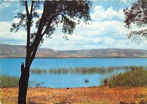 BR3038 The Lake of Tiberias  israel