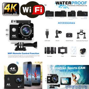 2-034-4K-Ultra-HD-12MP-Helm-Action-Camera-Sports-DV-WiFi-Cam-30m-Waterproof-Go-Pro