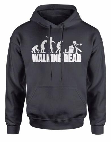 Walking Dead EVOLUTION Felpa Con Cappuccio