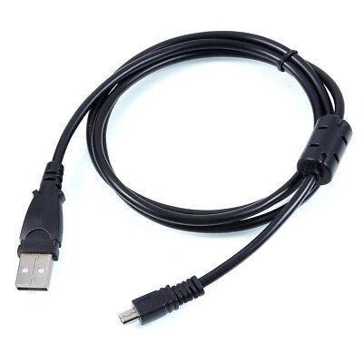 SLLEA USB PC Data SYNC Cable Cord For FujiFilm CAMERA Finepix JX200 JX205 JX210 JX250