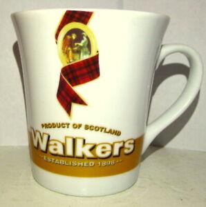 Walkers-Whisky-Coffee-Mug-Scotland-Established-1898-Advertising