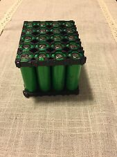 10x 4x5 Cell 18650 Batteries Plastic Holder Spacer  For Battery Packs,Power Wall