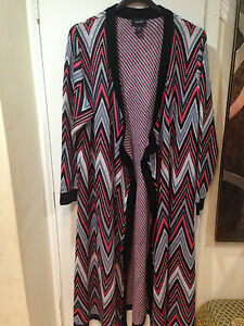 f96caed838e5 Women s winter fall long blanket Sweater coat jacket Cardigan tag XL ...