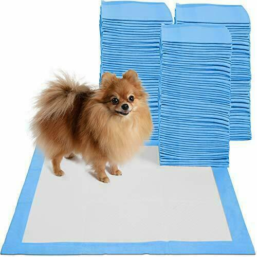 Puppy-Pads-Pee-Training-Pad-Cats-Dog-Pet-Housebreaking-22-x-22-HEAVY-ABSORBENCY