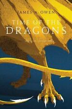 The Age of Dragons: Time of the Dragons : The Indigo King; the Shadow Dragons 2 by James A. Owen (2015, Paperback)