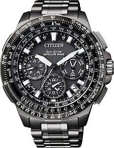 Citizen-CC9025-51E-GPS-F900-Satellite-Wave-Black-Titanium-watch-Made-in-JAPAN