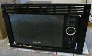 Image Is Loading Rv Microwave Built In 9 Cu Ft Black