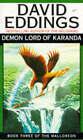 Demon Lord of Karanda by David Eddings (Paperback, 1989)