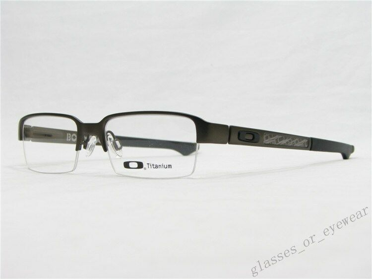383b5d8add273 Oakley Boomstand Ox5042-0352 Eyeglasses Pewter Demo 52 for sale online