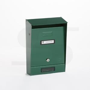 Sistema de 10 buzones de pie Antracita Acero Conjunto de buzones para correo cartas correspondencia