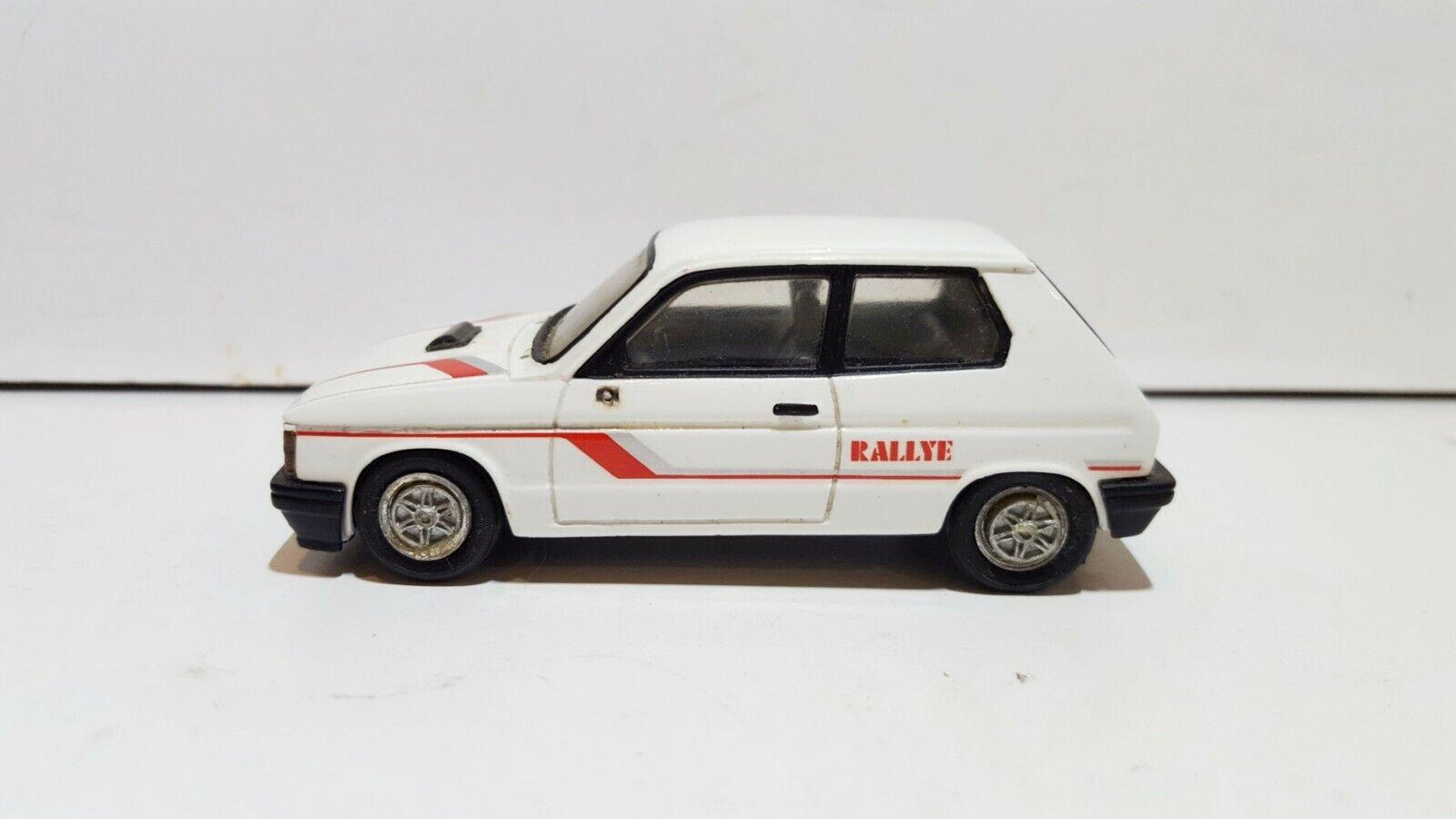 Minicars'43 resin Talbot Samba Rallye 1 43 missing left mirror NO BOX VERY NICE