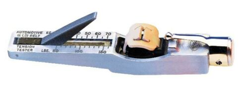 Belt Tension Tester Automotive Gauge Gates 91107 Measure KRIKIT Meter