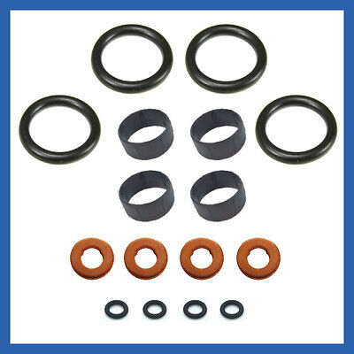 Ford Fusion 1.4  Duratorq TDCI Injector seal kit  x 4