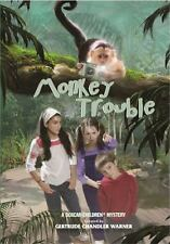 Monkey Trouble (The Boxcar Children Mysteries #127) - LikeNew  - Paperback