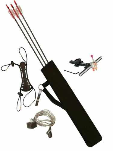 """LH or RH Details about  /PSE Archery Pro Max Traditional Takedown Recurve Bow Package 54/"""""""