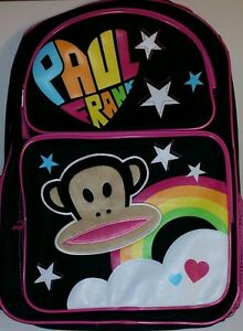 Licensed-Paul-Frank-16-034-Backpack-Bookbag