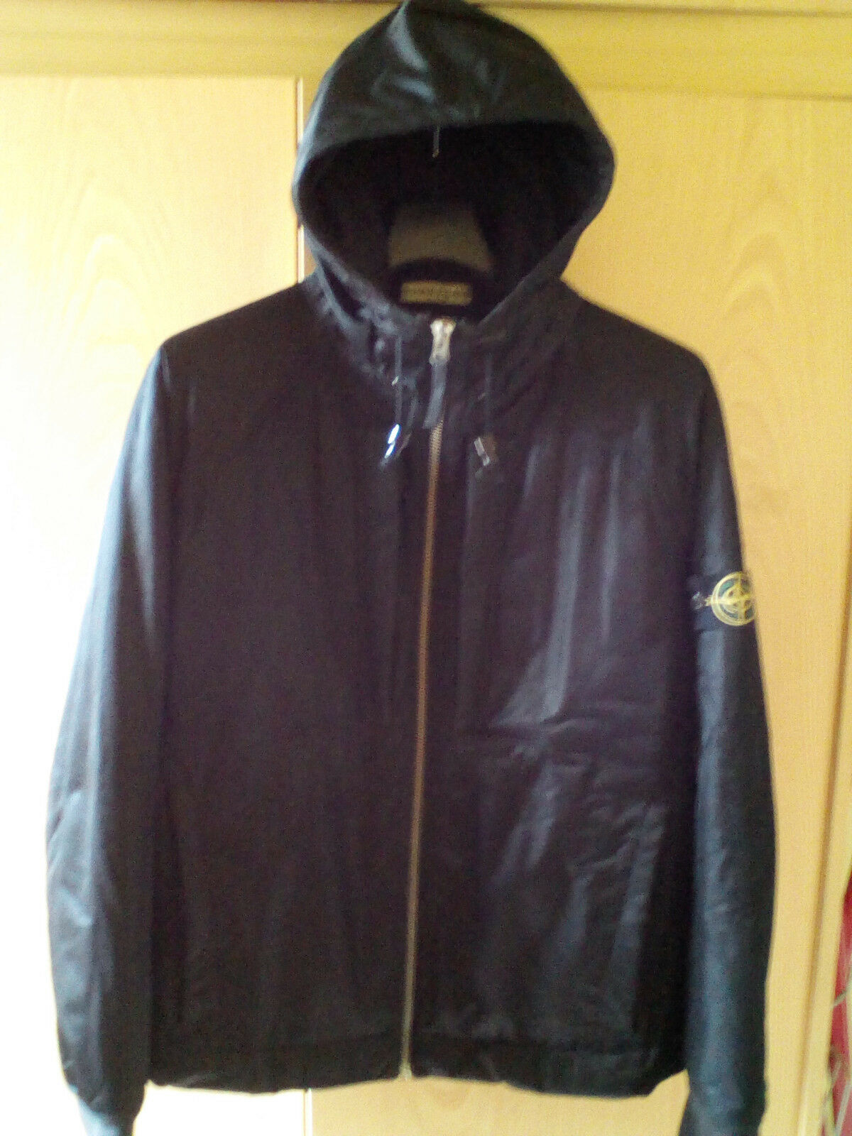 Stone Island Padded Hooded Jacket