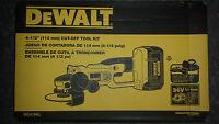 Dewalt 36v 36 Volt Dc415 Cordless Grinder Xrp Cut Off Tool Dc415kl Brand
