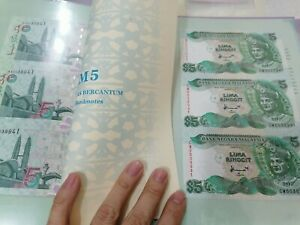 Willie: Rm5 uncut 3 in 1 Old and new in folder