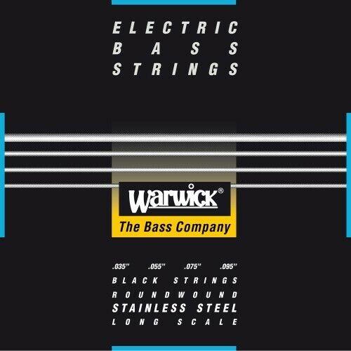 Bass String 4-String .035-.095Neu Light Warwick Black Label