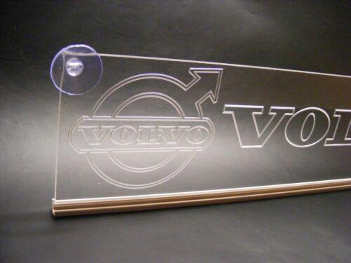 24v Led Cabin Innenleuchte Platte für Volvo Lkw Neon Beleuchteter Grün Schild